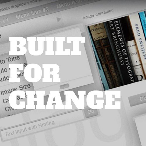 Built for Change